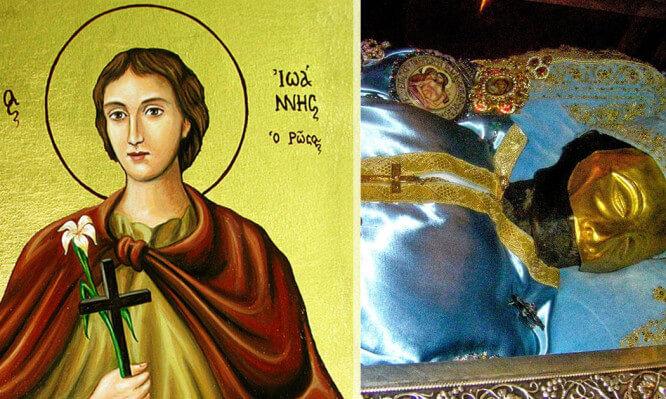 Πως ο Άγιος Ιωάννης ο Ρώσος γιάτρεψε άπιστο γιατρό! | Newsit.gr