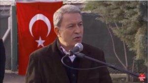 Νέες απειλές από τον υπουργό Άμυνας της Τουρκίας: Θα υπερασπιστούμε τα δικαιώματά μας