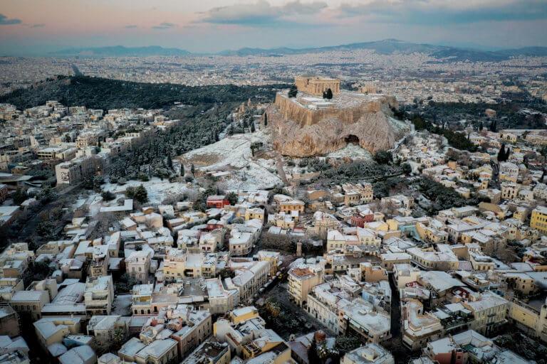 Στο «μικροσκόπιο» οι συντελεστές δόμησης γύρω απ' την Ακρόπολη   Newsit.gr