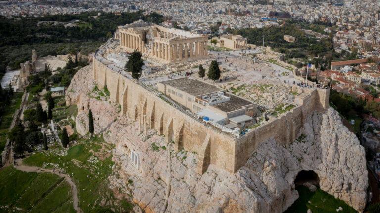 Σε ποιον ανήκει η Ακρόπολη; Αυτή είναι η απάντηση του Υπ. Πολιτισμού | Newsit.gr