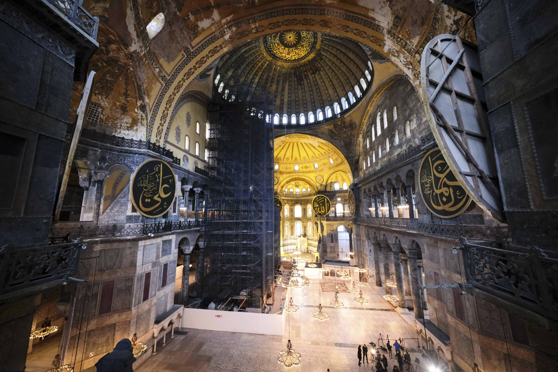 UNESCO σε Τουρκία για την Αγιά Σοφιά: Δεν μπορείτε να αποφασίσετε χωρίς να το ξέρουμε
