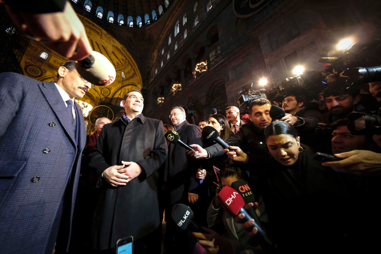 Τύφλα να 'χει ο Ερντογάν! | Newsit.gr