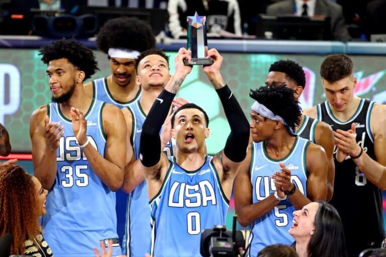 All Star Game: Η Team USA νίκησε την Team World! Φοβερός ο Κούζμα – video | Newsit.gr