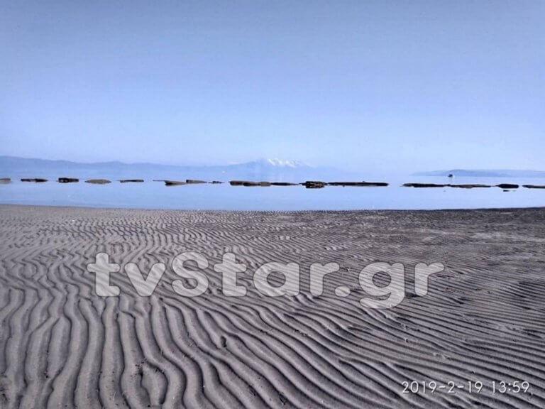 Εξωτική εικόνα… στην Αρκίτσα [pics]   Newsit.gr