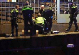 Συναγερμός στο Άμστερνταμ! «Βροχή» πυροβολισμών και ένας νεκρός στο κτίριο της κεντρικής τράπεζας! video