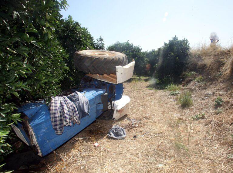 Πάτρα: Νεκρός άνδρας σε ανατροπή τρακτέρ! | Newsit.gr