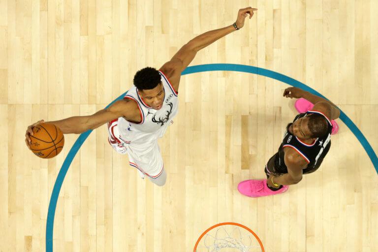 NBA All Star Game: Διαστημικός Αντετοκούνμπο! Του… έκλεψε τη δόξα ο Ντουράντ – video | Newsit.gr