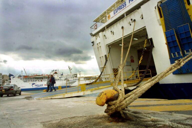 Καιρός: Μερικό απαγορευτικό –  Ποιά πλοία αναχωρούν και πότε | Newsit.gr
