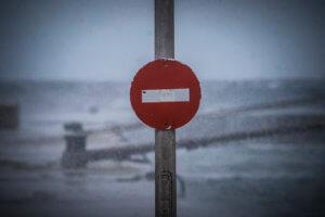 Απαγορευτικό και στο Ιόνιο – Κλειστή η γραμμή Κυλλήνης – Ζακύνθου