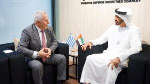 «Έκλεισε» σημαντική συμφωνία της ΕΑΒ με τα Ηνωμένα Αραβικά Εμιράτα!
