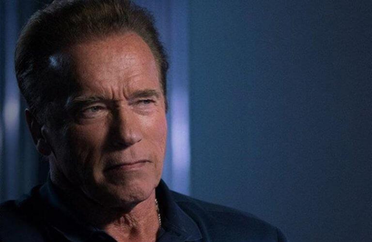 Πόσο καιρό έχετε να δείτε τον Arnold Schwarzenegger;