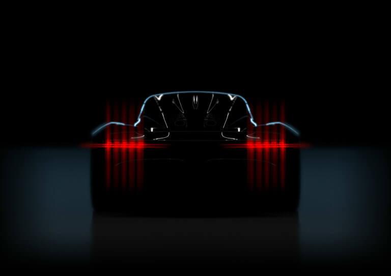 Νέο υπεραυτοκίνητο ετοιμάζει η Aston Martin