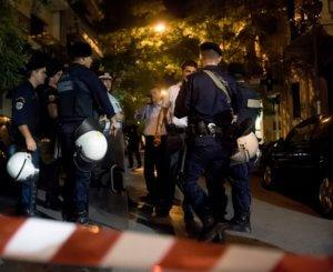 Αλλοδαποί ληστές και διακινητές ναρκωτικών συνελήφθησαν σε κατάληψη στα Εξάρχεια!
