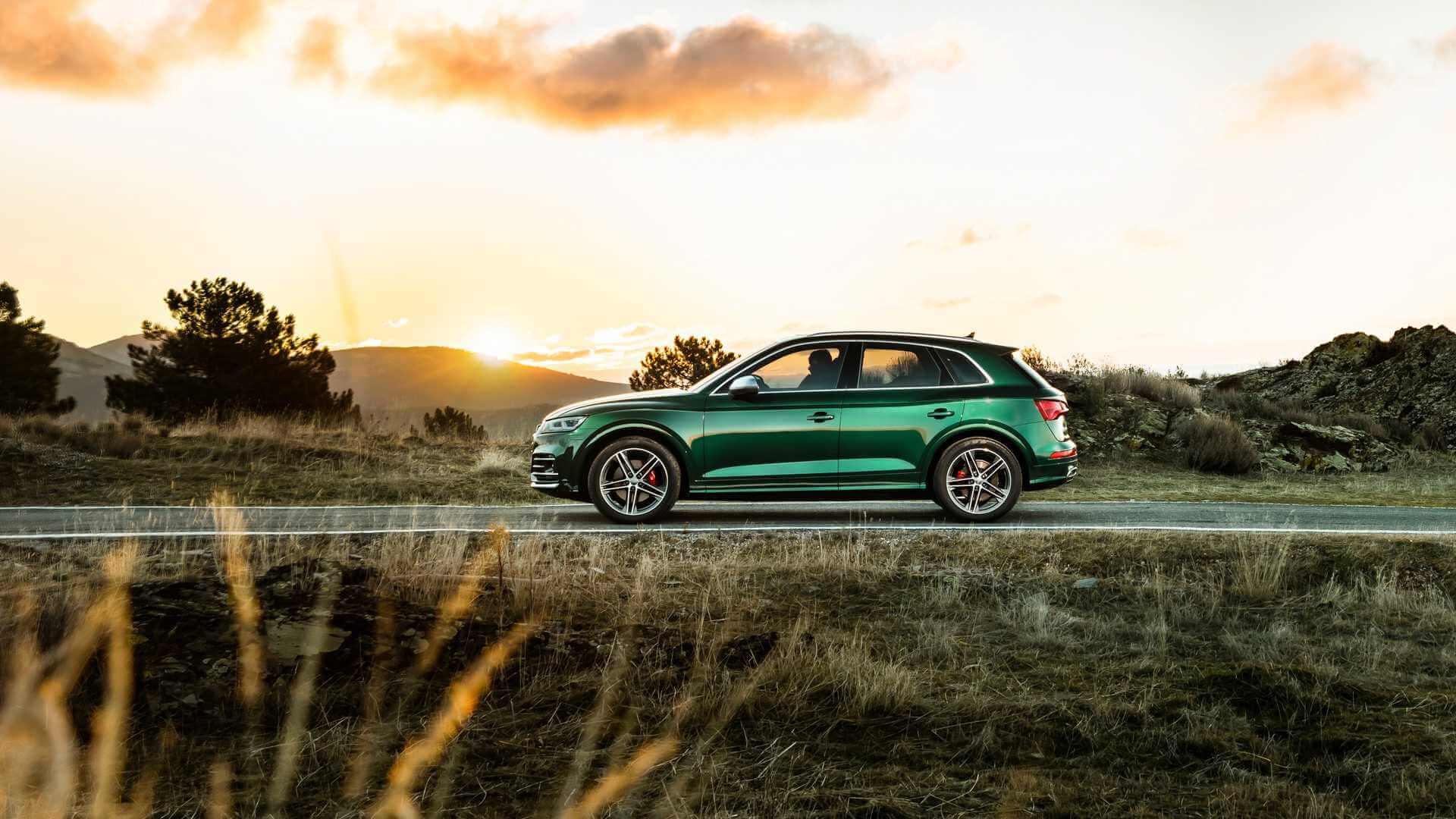 Νέο Audi SQ5 με ντίζελ κινητήρα 354 ίππων!
