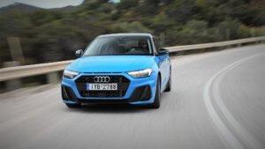 Δοκιμάζουμε το ολοκαίνουργιο Audi A1 Sportback [pics]