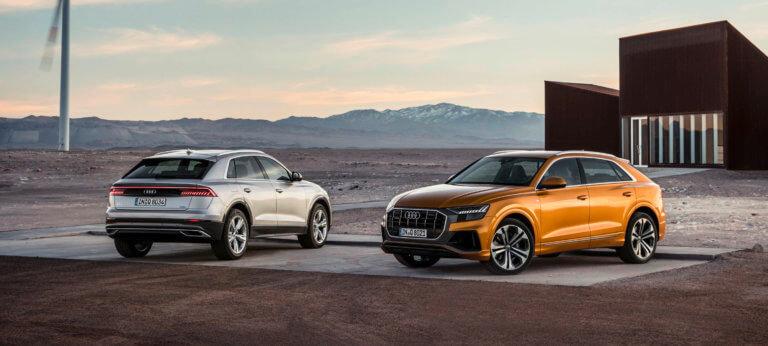 Δύο νέοι κινητήρες για το Audi Q8 στην Ευρώπη