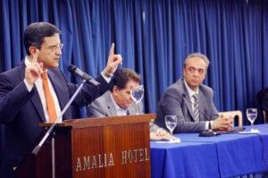 Γιατί δεν θα είναι υποψήφιος με τη ΝΔ ο Γιώργος Αυτιάς