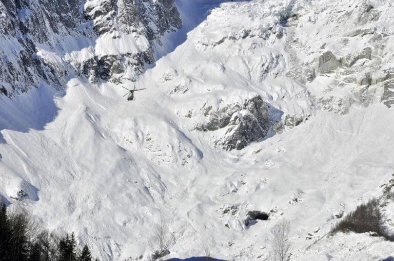 Ελβετία: Χιονοστιβάδα καταπλάκωσε «αρκετούς ανθρώπους» σε χιονοδρομικό κέντρο! | Newsit.gr