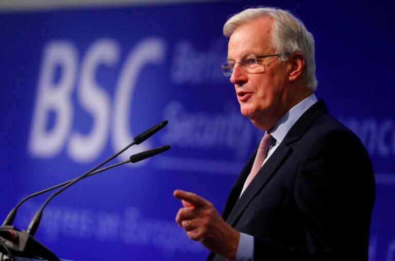 Brexit: «Τσεκουράτος» ο Μπαρνιέ: Καμία νέα διαπραγμάτευση με τη Βρετανία | Newsit.gr
