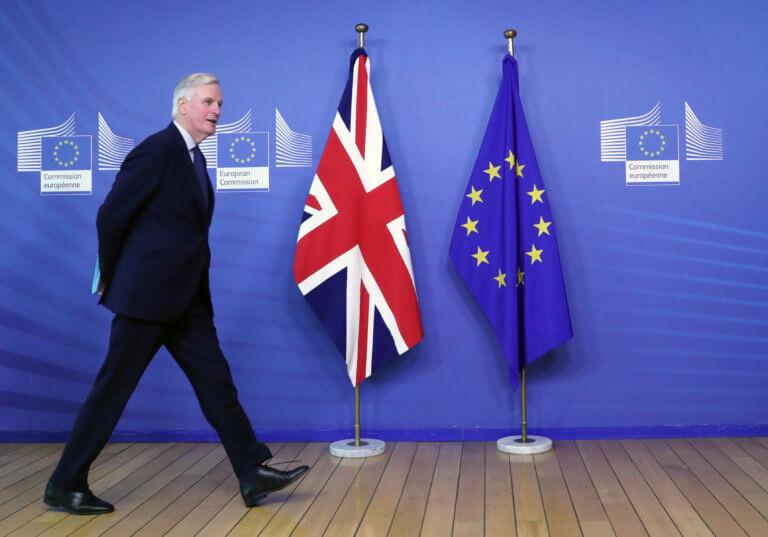 Μπαρνιέ για Brexit: «Τικ – τοκ» | Newsit.gr