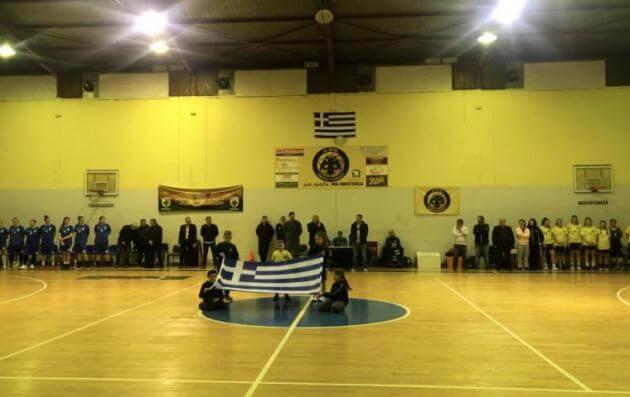 Αγώνας μπάσκετ για καλό σκοπό ανάμεσα στην Εθνική Ομάδα Ενόπλων Δυνάμεων και ΑΕΚ Περιστερίου [pics] | Newsit.gr