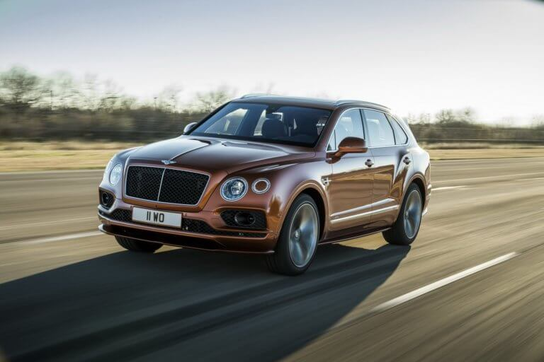 H Bentley έφτιαξε το νέο ταχύτερο SUV στον κόσμο! [vid]   Newsit.gr