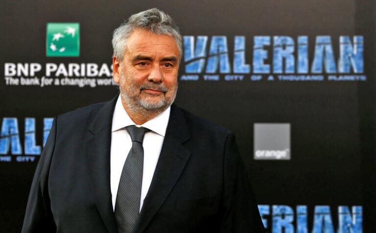 Στο… αρχείο η καταγγελία κατά του σκηνοθέτη Λυκ Μπεσόν για βιασμό   Newsit.gr