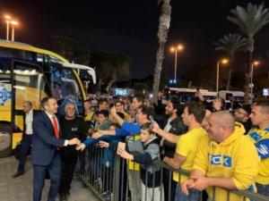 Μακάμπι – Ολυμπιακός: Οι Ισραηλινοί αποθέωσαν τον Μπλατ – video