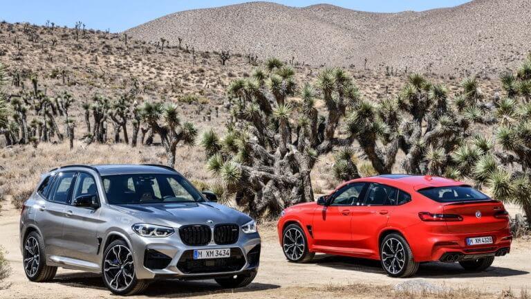 Ωδή στην «υπερβολή» με τις νέες BMW X3 M και X4 M [vids] | Newsit.gr