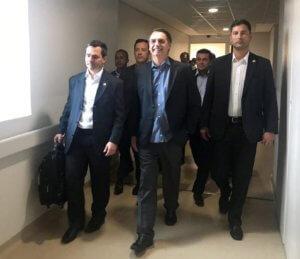 Εξιτήριο από το νοσοκομείο μετά από 17 ημέρες ο Μπολσονάρο