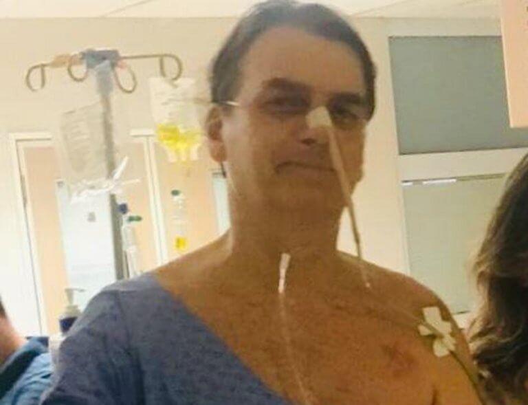 Ανησυχίες για την υγεία του Μπολσονάρο – Παραμένει στο νοσοκομείο με πνευμονία