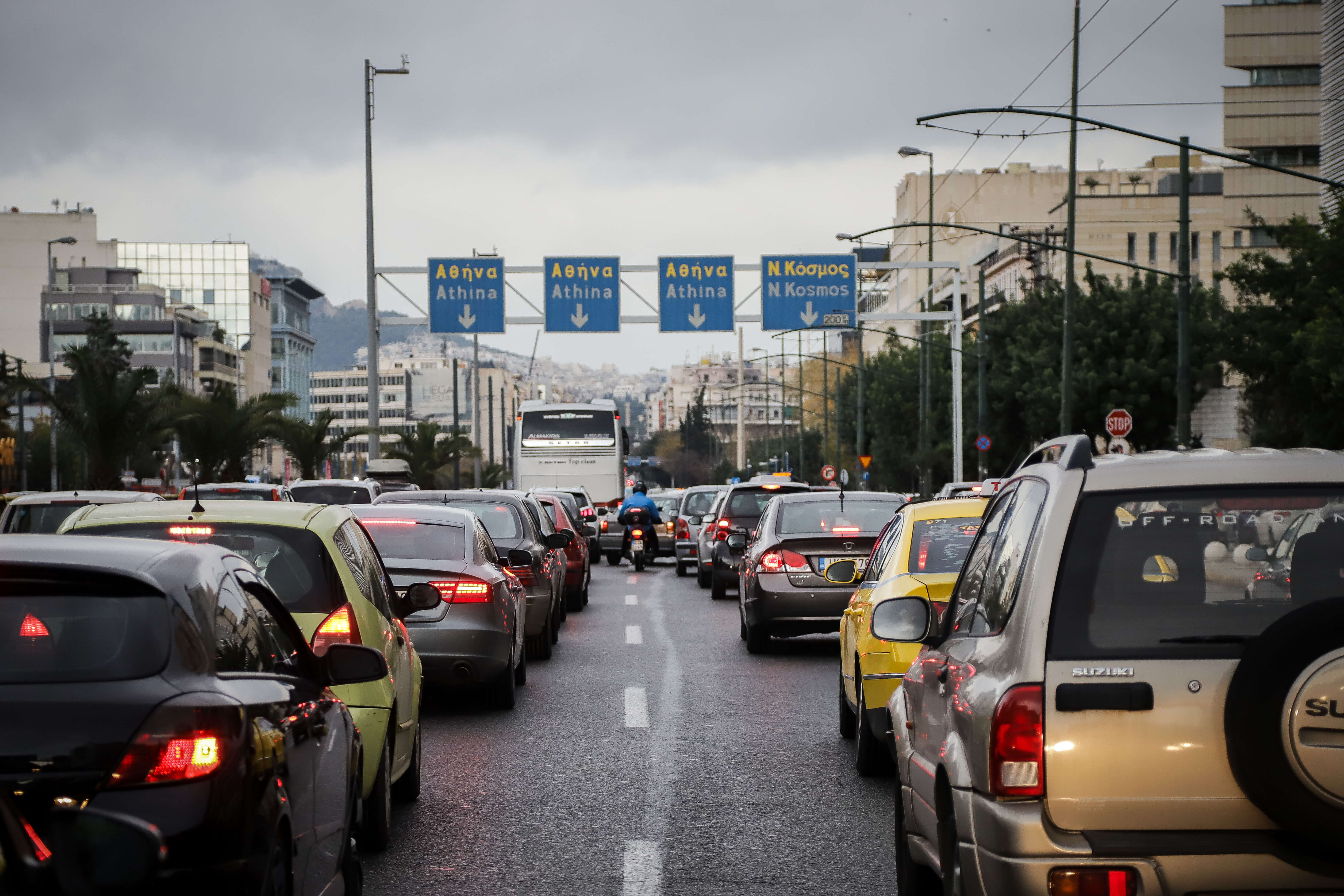 Τέλη κυκλοφορίας 2021: Ούτε παράταση, ούτε μειώσεις, ούτε διευκολύνσεις
