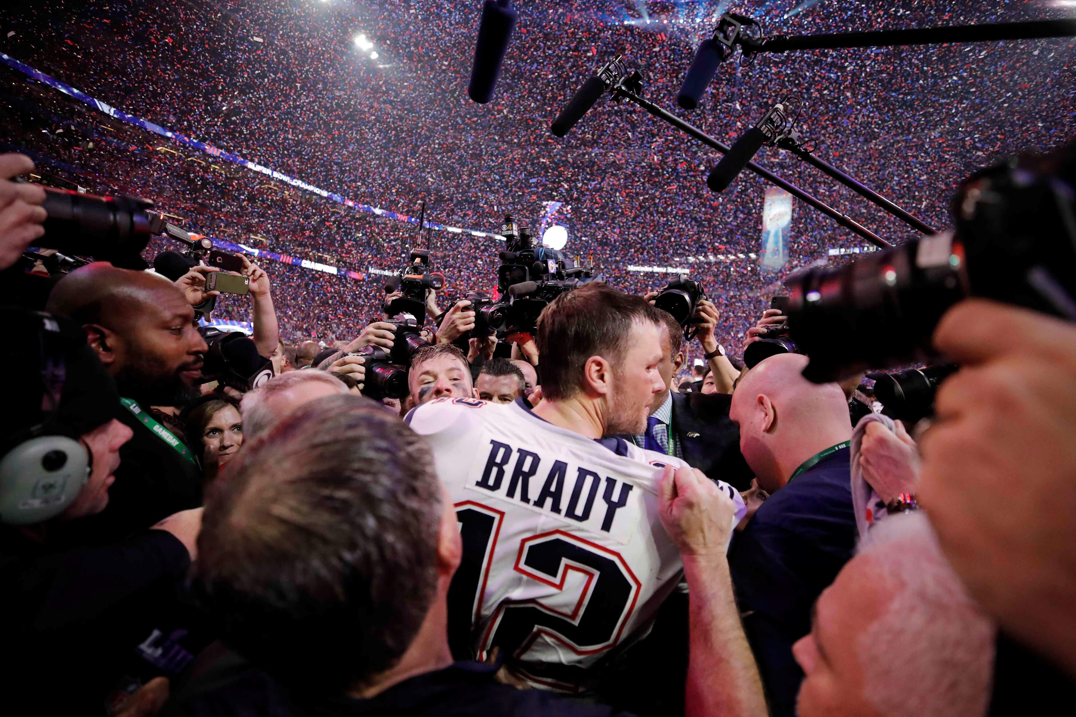 Μεγιστάνας στις ΗΠΑ στοιχημάτισε εκατομμύρια υπέρ του αουτσάιντερ στο Super Bowl (pic)