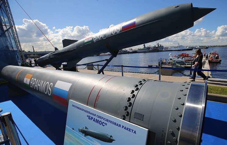 Αυτός είναι ο τρομακτικός υπερηχητικός πύραυλος που θα εκτοξεύσει τις ΕΔ της Ινδίας! [pics]