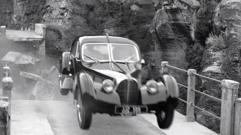 Η Bugatti ετοιμάζει μια σύγχρονη Atlantic; [vids]