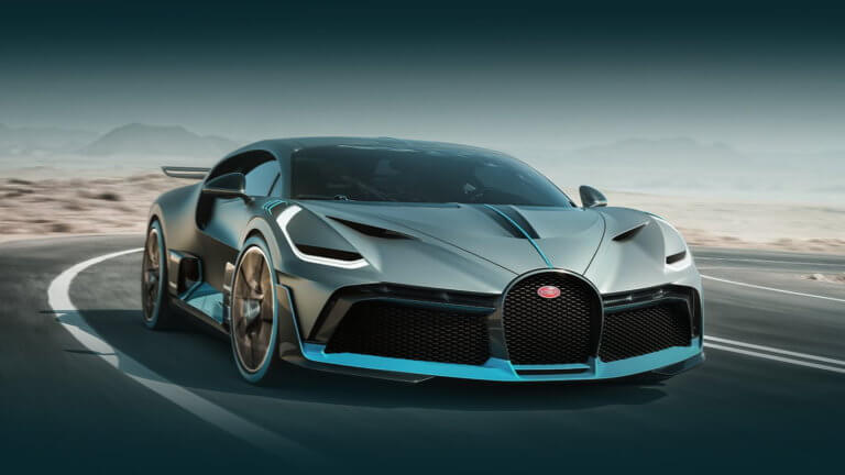 Η Bugatti ετοιμάζει αυτοκίνητο που θα κοστίζει 16 εκατομμύρια!!!