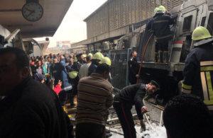 Κάιρο: Νεκροί και τραυματίες στον σιδηροδρομικό σταθμό