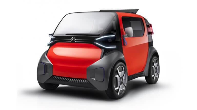 Η Citroën ετοιμάζει αυτοκίνητο που δεν θα χρειάζεται δίπλωμα οδήγησης [vid]