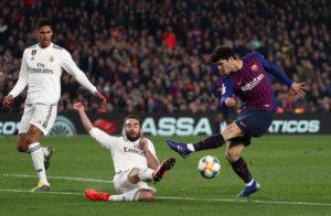 Μπαρτσελόνα – Ρεάλ Μαδρίτης 1-1 ΤΕΛΙΚΟ: Στη ρεβάνς θα κριθεί η πρόκριση!