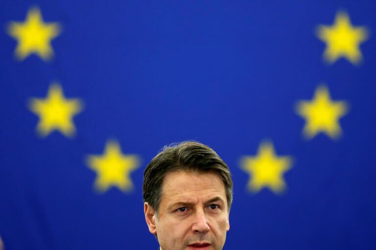 Ιταλία – Κόντε: Άριστες οι σχέσεις μας με τη Μέρκελ – Δεν ήμασταν ποτέ κατά της Ευρώπης