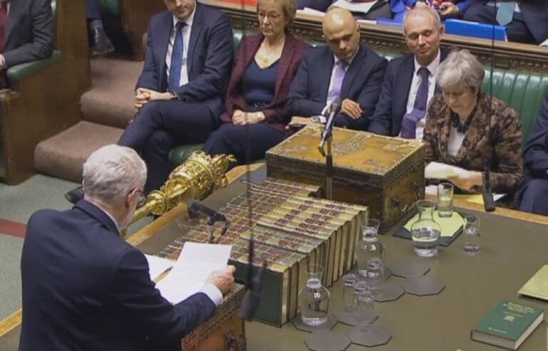 Brexit: Άνοιγμα Κόρμπιν σε Μέι! Τα αιτήματα των Εργατικών για να ψηφίσουν τη συμφωνία   Newsit.gr