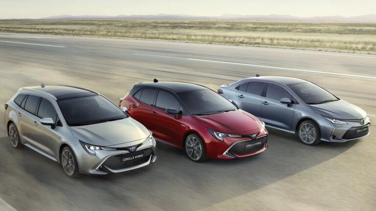 Αυτές είναι οι τιμές της νέας Toyota Corolla για την Ελλάδα | Newsit.gr