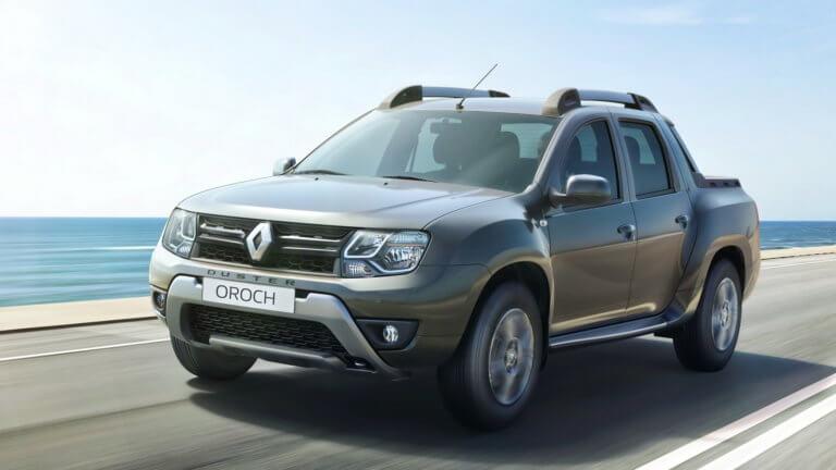 H Dacia ετοιμάζει ένα Duster pick-up και για την Ευρώπη