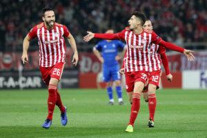 """Ολυμπιακός – Ντιναμό Κιέβου 2-2 ΤΕΛΙΚΟ: """"Έμφραγμα"""" στο 89′"""