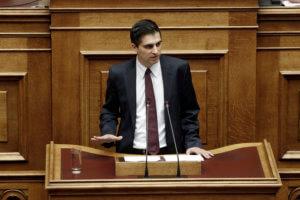 Δήμας: Είστε υποκριτές! 41 Βουλευτές του ΣΥΡΙΖΑ έχουν σπουδάσει σε πανεπιστήμια του εξωτερικού