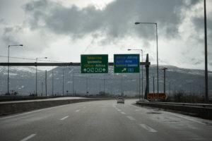 Θεσσαλονίκη: Προειδοποιητική 24ωρη απεργία από τους εργαζόμενους στην Εγνατία Οδό