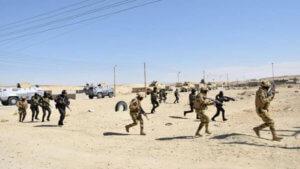 Αίγυπτος: Επίθεση αυτοκτονίας από 15χρονο στο Βόρειο Σινά!