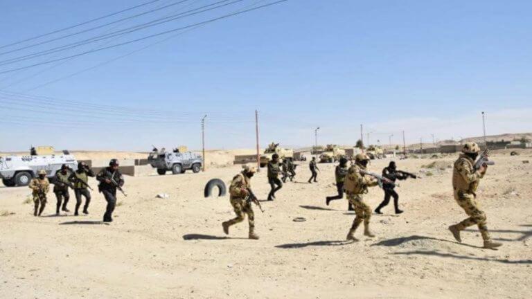 Αίγυπτος: Νέο «λουτρό αίματος» – 22 νεκροί από επίθεση τζιχαντιστών στο Βόρειο Σινά | Newsit.gr