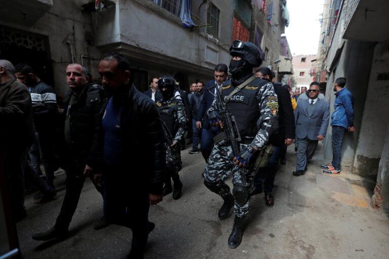 Αίγυπτος: Εκτελέστηκαν εννιά άνδρες για τη δολοφονία του ανώτατου εισαγγελέα της χώρας