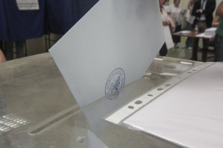 Υπουργός Εσωτερικών: Είμαστε έτοιμοι για ταυτόχρονες εκλογές τον Μάιο